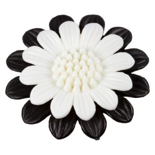 schmuckknopf bezogen mit samtstoff geschm ckt mit perlen und per. Black Bedroom Furniture Sets. Home Design Ideas
