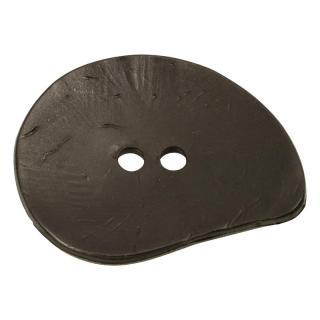 kunststoffknopf tropfenf rmig in schwarz. Black Bedroom Furniture Sets. Home Design Ideas