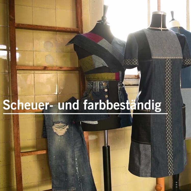 Nähgarn Gütermann Denim (6075) 100m