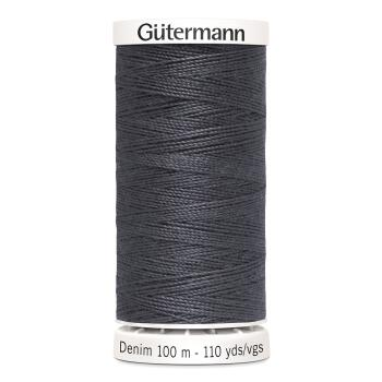 Nähgarn Gütermann Denim (9455) 100m